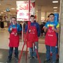 Cornerstone Christian School Photo #4 - Salvation Army community outreach for High School students