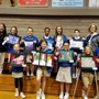 First Baptist Christian School Photo - Students in 3rd-8th grade participated in the ACSI Art Festival. Six of the 10 participants received 1st-3rd place ribbons.