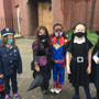 St. Mary Of The Assumption Elementary School Photo - Safely enjoying a Halloween Parade!
