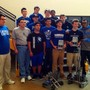 Catholic Central High School Photo - Our robotics team