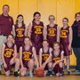 St John's Lutheran School Photo #9 - Coach B. and Coach Z. with the ladies of the Varsity Basketball team in the winter of 2015.