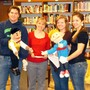 Valley Lutheran High School Photo - A group of Spanish Class students headed to Puerto Rico over spring break to offer assistance at an orphanage where they conducted a Vacation Bible like program that included puppets.