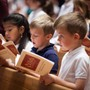 All Saints Catholic School Photo #3 - Students attend Mass weekly.