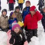 Sacred Heart Catholic School Photo #1 - First Grade winter fun on the playground