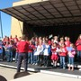 St Paul Lutheran School Photo - Jubilate Choir singing at the VFW Veterans' Rememberance Day on Sept. 11th.