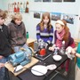 Cedar Springs Waldorf School Photo #6 - Science lesson in Upper Grades