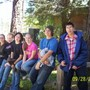 El Sobrante Christian School Photo #2 - Hanging out with friends at Hume Lake-Spiritual Emphasis Camp.