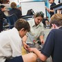 Hillbrook School Photo #5 - Middle school science is hands-on, dynamic, and engaging!