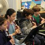 Riverdale Country School Photo #8 - Lower School music class