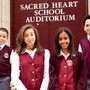 Sacred Heart School Photo - Sacred Heart School has been a part of the Highbridge community since opening its doors in 1926. By integrating traditional values with an ever-improving academic curriculum, Sacred Heart has educated generations of Highbridge children.