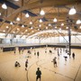 Trinity-Pawling School Photo #3 - The Smith Field House is a 20,000-square-foot facility, which houses a gymnasium, two full basketball courts, an additional half court and workout area, locker rooms, a trophy area, and an Athletic Hall of Fame room. The building not only serves as a state-of-the-art athletic facility, but is also enjoyed daily as a student social center and gathering space.