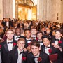 Xavier High School Photo - Some new Sons of Xavier from the Class of 2016 after graduating from St. Patrick's Cathedral.