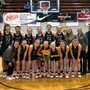 Salem Academy Christian Schools Photo #6 - SA Crusader Girls Basketball - 3rd Place at State.