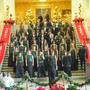 Salem Academy Christian Schools Photo #6 - Salem Academy High School Choir performs for the Christmas holiday at State Capitol