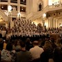 Emmaus Baptist Academy Photo - Our high school students participate in an All-State Choir, which performs at our State Capitol every November.