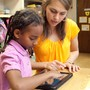 Lancaster Mennonite School - New Danville Photo - Current Technology: Ipads are used regularly in the classroom.