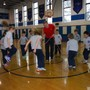 Providence Heights Alpha School Photo #2 - Gym classes are designed to work on health, fitness, conditioning and fun