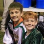Hendersonville Christian Academy Photo #4 - Crusader fans of every age enjoy cheering for the football team Friday nights under the lights.