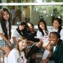 The Hockaday School Photo #5 - Middle School students hanging out
