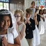 St. Monica Catholic School Photo - Our 2nd Graders learning the Sacrament of 1st Communion each Spring.