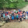 Dayspring Christian Academy Photo - High School Fall Retreat at Doe River Gorge, TN