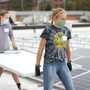 Eastern Mennonite School Photo #6 - Students pitch in to help install 357 solar panels on the school roof in Oct. 2020. The array provides one third of the school's energy needs.