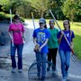 Our Lady Of Mount Carmel Photo #9 - Students learn through service to others.