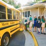 Merritt Academy Photo #5 - School students enjoy regular field trips. Families in Merritt's service area may opt for round-trip daily bus transportation.