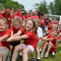 Wakefield School Photo #4 - Wakefield School's Lower School students participate in a tug-of-war at 2012's Field Day.