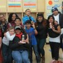 Seattle Urban Academy Photo #2 - American Sign Language students visit students in Bow Lake Elementary's deaf and hard of hearing class.