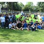 Solomon International School Photo - Wiffle Ball game, group photo