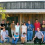 Teen Harvest Photo - Boys and Staff