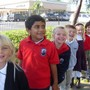 "Laguna Niguel Montessori Center Photo #2 - Elementary students think ""ouside the box"". Montessori students love to learn!"