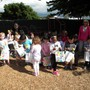 Montessori School House Photo #5 - Easter Egg Hunt
