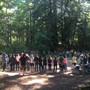 Palo Alto Prep Photo #1 - We start the year out with an all school ropes course in the Santa Cruz Mountains