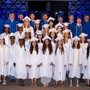 Heritage Christian Schools Photo #7 - Class of 2017. 100% of the class went on to pursue higher education.
