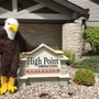 High Point Christian School Photo - Our Mascot, Victor E. Eagle