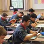 St. Lawrence Seminary High School Photo #3 - SLS has a 9 to one student teacher ratio.