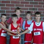 St. Mark Lutheran School Photo #2 - This is the younger boys team celebrating after a great race.