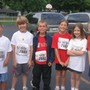 St. Mark Lutheran School Photo #4 - The Bellin Run is a popular race at St. Mark. Many parents volunteer their time and run with the kids for weeks before the event. Then on race day, some stick with the kids while others chase after them!