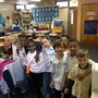 Berean Christian School Photo - 1st Grade 100th day of school