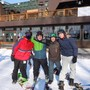 Mount Zion Christian Schools Photo #5 - High school friends at the Pat's Peak snowboard and ski program