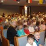 Christian Center Elementary School Photo - Over 500 people attended the annual Grandparents' Day celebration in October 2007.