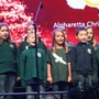 Alpharetta Christian Academy Photo #8 - The ACA Chorus sings for the City of Alpharetta Tree Lighting.