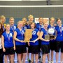 Community Baptist Christian School Photo #4 - CBCS is IACS Volleyball Champions