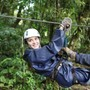 Bella Vista College Preparatory School Photo - Zip Line in Costa Rican Jungle