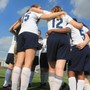 St Paul Preparatory School Photo #5 - SPP Girls Soccer huddle up before a game.