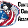 Clinton Christian Academy Photo - Clinton Christian Academy School Logo and Mascot. Home of the Patriots. Our Motto: We are preparing hearts and minds to impact the world for Jesus Christ.
