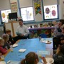 St. Teresa Early Childhood Center Photo - Father's Breakfast at School