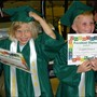 Hope Christian Schools Inc Photo - Hope Christian Pre-K students celebrating their graduation to Kindergarten!